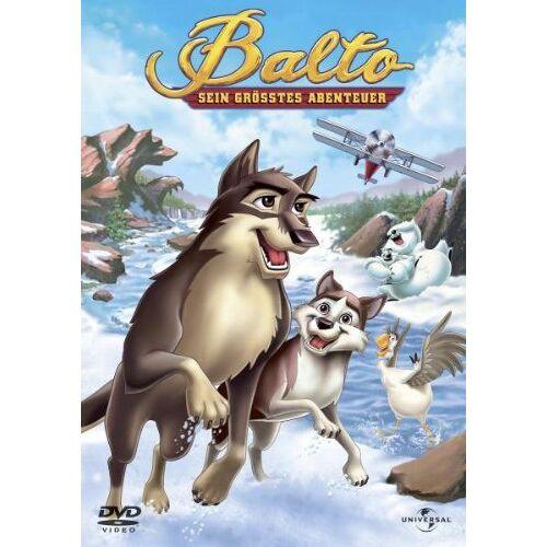 Phil Weinstein - Balto - Sein größtes Abenteuer - Preis vom 11.06.2021 04:46:58 h