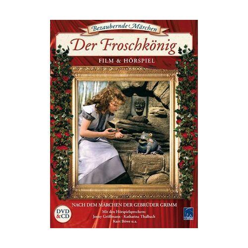 - Froschkönig, 1 DVD-Video u. Audio-CD - Preis vom 12.06.2021 04:48:00 h
