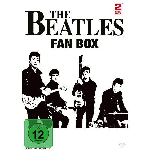 The Beatles - Beatles - Fan Box [2 DVDs] - Preis vom 17.09.2021 04:57:06 h