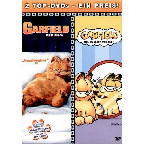- Garfield - Der Film / Garfield - Wie er leibt und lebt! (2 DVDs) - Preis vom 20.09.2021 04:52:36 h