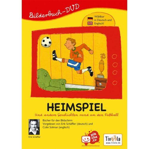 - Heimspiel und andere Fussballgeschichten - Preis vom 13.09.2021 05:00:26 h