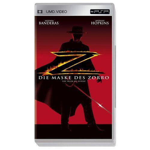 Martin Campbell - Die Maske des Zorro [UMD Universal Media Disc] - Preis vom 21.06.2021 04:48:19 h