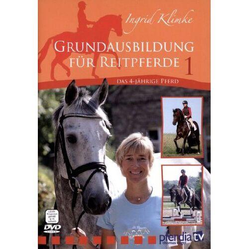 Thomas Vogel - Grundausbildung für Reitpferde Teil 1: Das 4-jährige Pferd - Preis vom 30.07.2021 04:46:10 h