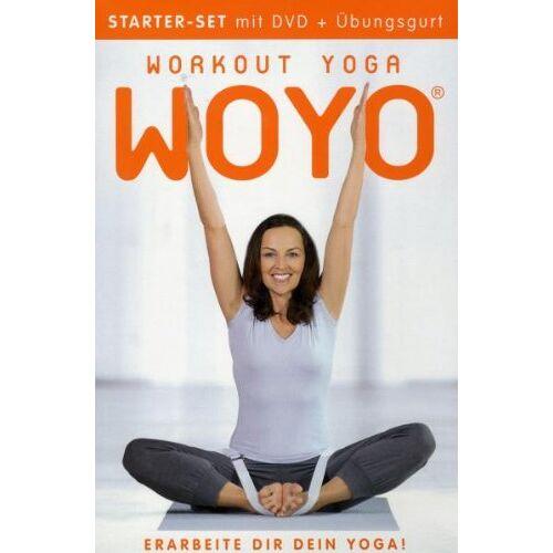 Sandor Bonnier - Woyo - Workout Yoga - Starterset (DVD + Yoga-Gurt) - Preis vom 16.10.2021 04:56:05 h