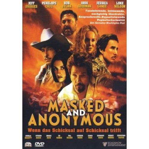 Larry Charles - Masked and Anonymous - Preis vom 16.05.2021 04:43:40 h