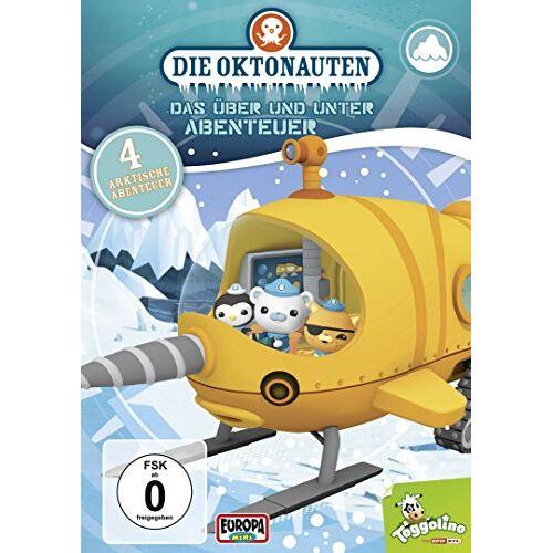 Monica Kruse - Die Oktonauten... und das Über und Unter Abenteuer - Preis vom 18.06.2021 04:47:54 h