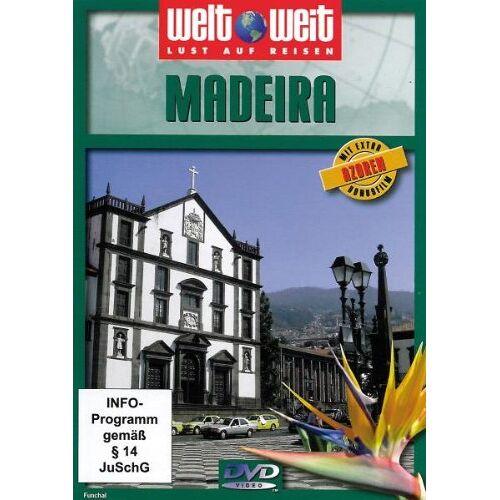 N.N. - Madeira - welt weit (Bonus: Azoren) - Preis vom 21.06.2021 04:48:19 h