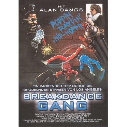 - Breakdance Gang - Preis vom 13.06.2021 04:45:58 h