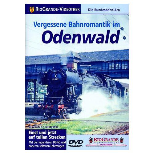 - Vergessene Bahnromantik im Odenwald - Preis vom 02.08.2021 04:48:42 h