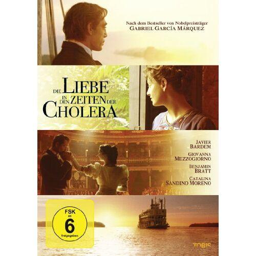 Mike Newell - Die Liebe in den Zeiten der Cholera - Preis vom 13.06.2021 04:45:58 h