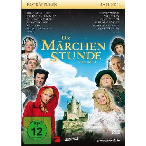 Becker Die ProSieben Märchenstunde - Volume 1: Rotkäppchen & Rapunzel - Preis vom 11.06.2021 04:46:58 h