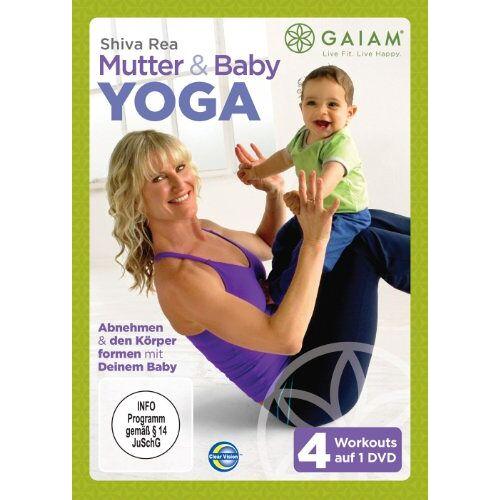 - Shiva Rea - Mutter & Baby Yoga - Preis vom 31.07.2021 04:48:47 h