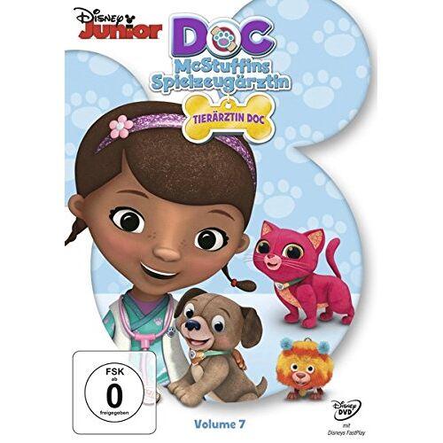 Chris Nee - Doc McStuffins - Spielzeugärztin, Volume 7: Tierärztin Doc - Preis vom 25.10.2021 04:56:05 h