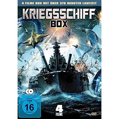 - Kriegsschiff-Box [2 DVDs] - Preis vom 18.06.2021 04:47:54 h