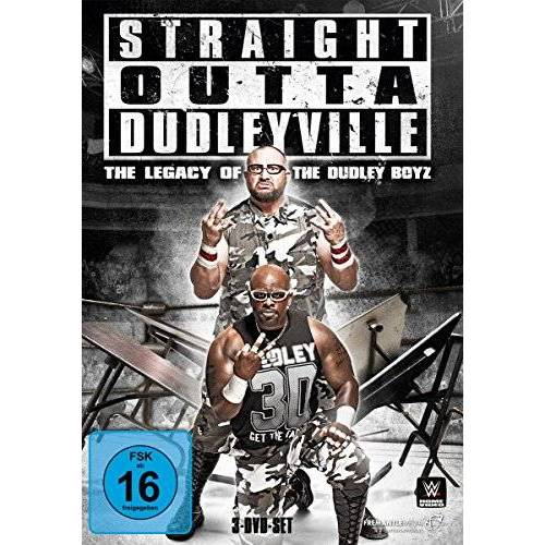 - Straight Outta Dudleyville - The Legacy Of The Dudley Boyz [3 DVDs] - Preis vom 20.06.2021 04:47:58 h