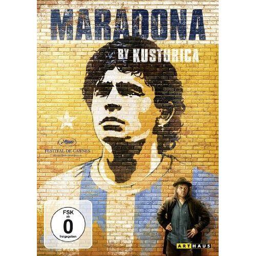 Diego Armando Maradona - Maradona by Kusturica - Preis vom 21.06.2021 04:48:19 h