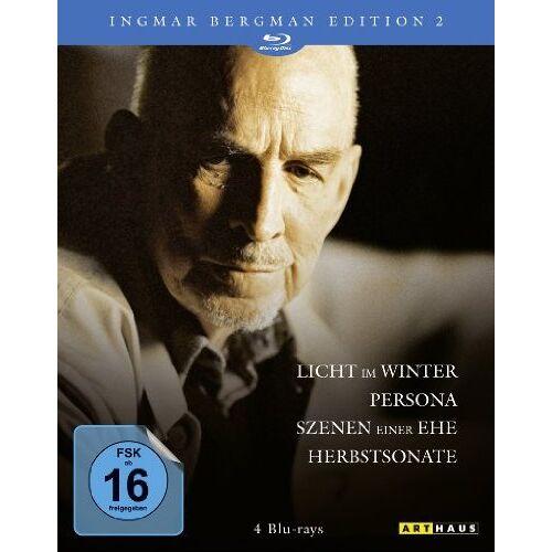 Ingmar Bergman - Ingmar Bergman Edition 2 [Blu-ray] - Preis vom 11.10.2021 04:51:43 h