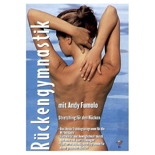 Andy Fumolo - Rückengymnastik mit Andy Fumolo - Preis vom 09.06.2021 04:47:15 h