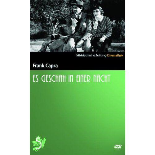 Frank Capra - Es geschah in einer Nacht - SZ Cinemathek Screwball Comedy - Preis vom 14.06.2021 04:47:09 h