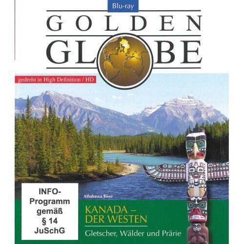 Eberhard Weckerle - Kanada Der Westen - Golden Globe [Blu-ray] - Preis vom 11.06.2021 04:46:58 h