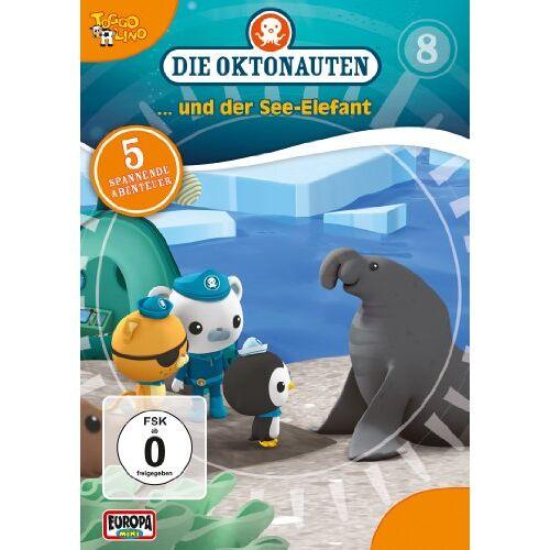 Monica Kruse - Die Oktonauten... und der Seeelefant - Preis vom 18.06.2021 04:47:54 h