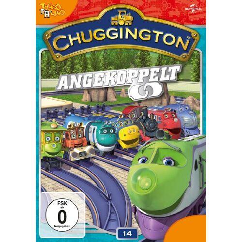 Sarah Ball - Chuggington 14 - Angekoppelt - Preis vom 12.10.2021 04:55:55 h