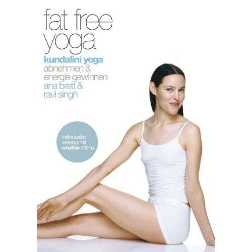 Ravi Singh - Fat Free Yoga - Kundalini Yoga - Preis vom 16.10.2021 04:56:05 h