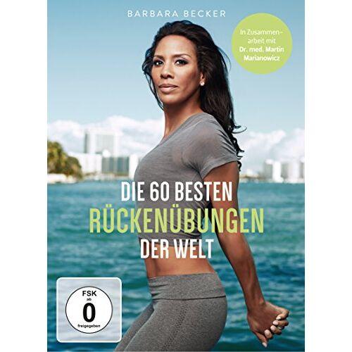 Becker Barbara Becker - Die 60 besten Rückenübungen der Welt - Preis vom 11.06.2021 04:46:58 h
