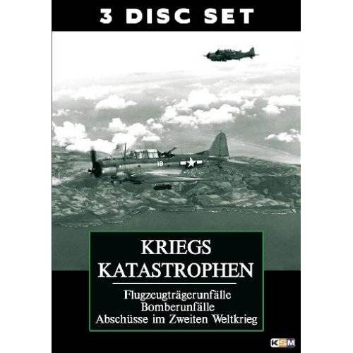 - Kriegskatastrophen-Box [3 DVDs] - Preis vom 19.06.2021 04:48:54 h