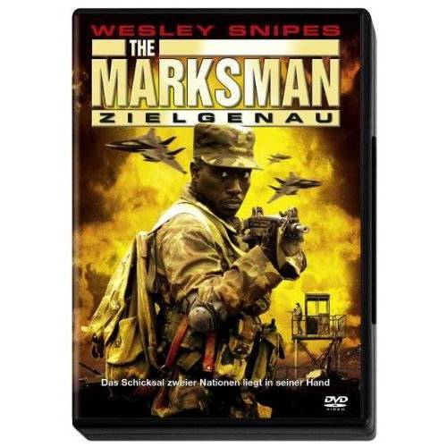 Marcus Adams - The Marksman - Zielgenau - Preis vom 17.06.2021 04:48:08 h