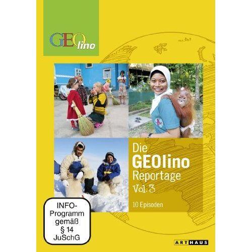 - Die Geolino Reportage, Vol. 3 - Preis vom 13.06.2021 04:45:58 h