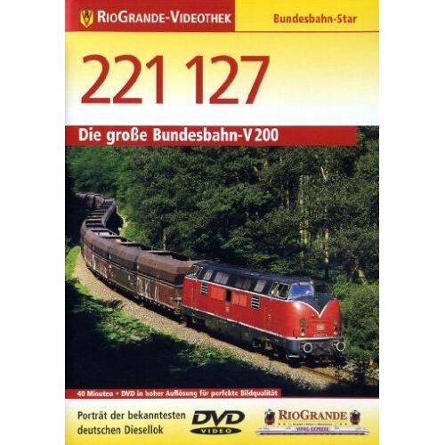 - 221 127 - Die große Bundesbahn-V 200 - Preis vom 17.06.2021 04:48:08 h