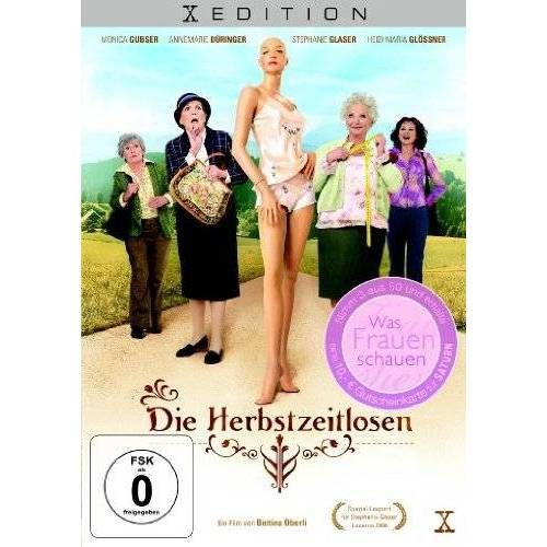 Bettina Oberli - Die Herbstzeitlosen - Preis vom 11.06.2021 04:46:58 h