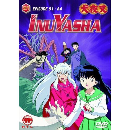 - InuYasha Vol. 21 - Episode 81-84 - Preis vom 23.09.2021 04:56:55 h