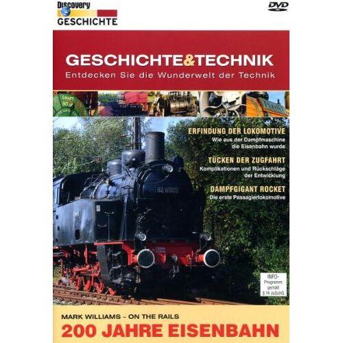 - Discovery Geschichte & Technik - 200 Jahre Eisenbahn - Preis vom 25.07.2021 04:48:18 h