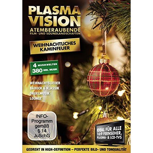 - Plasma Vision - Weihnachtliches Kaminfeuer - Preis vom 21.06.2021 04:48:19 h