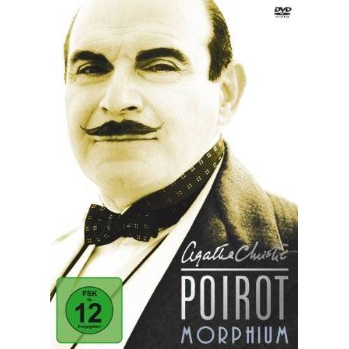 David Suchet - Agatha Christie - Poirot: Morphium - Preis vom 13.06.2021 04:45:58 h