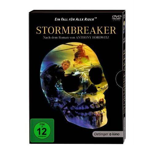 Geoffrey Sax - Stormbreaker - Preis vom 22.06.2021 04:48:15 h