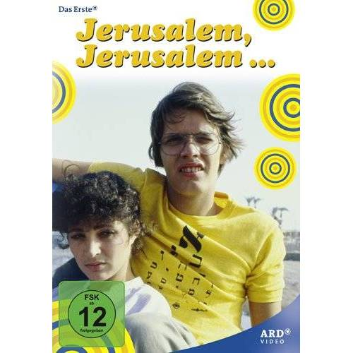 Berengar Pfahl - Jerusalem, Jerusalem (2 Discs) - Preis vom 16.06.2021 04:47:02 h