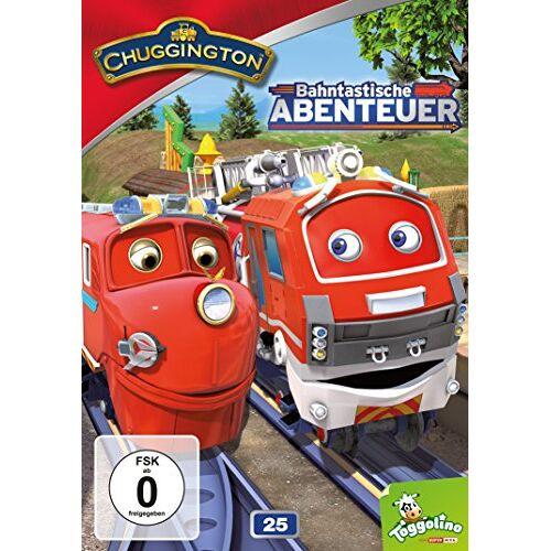 Sarah Ball - Chuggington 25 - Bahntastische Abenteuer - Preis vom 12.10.2021 04:55:55 h
