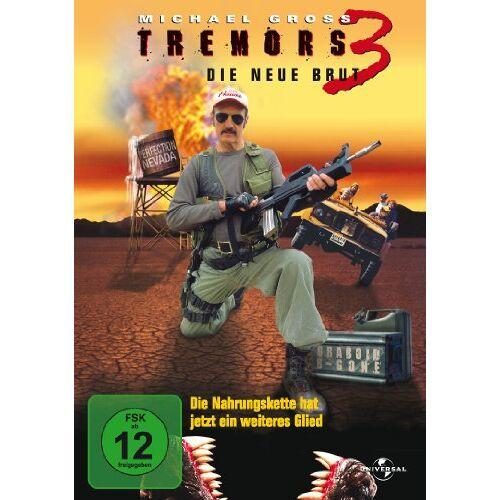 Brent Maddock - Tremors 3 - Die neue Brut - Preis vom 13.06.2021 04:45:58 h
