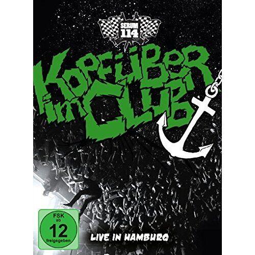 - Serum 114 -Kopfüber im Club - Live in Hamburg (+ 2 CDs) [3 DVDs] - Preis vom 13.09.2021 05:00:26 h