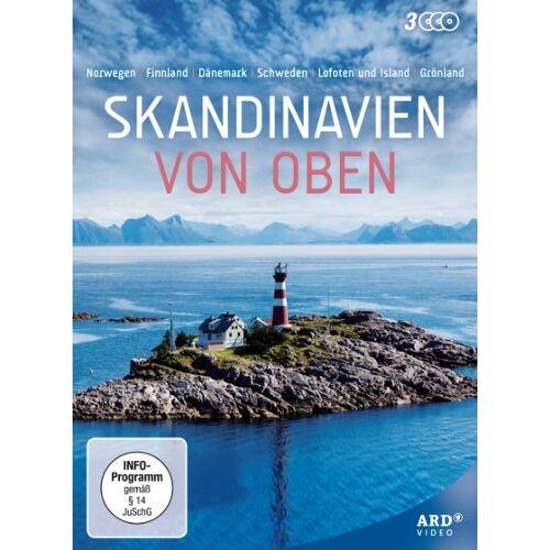 Dr. Wilfried Hauke - Skandinavien von oben [3 DVDs] - Preis vom 12.06.2021 04:48:00 h