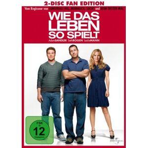 Judd Apatow - Wie das Leben so spielt (Fan-Edition) [2 DVDs] - Preis vom 11.07.2020 05:02:50 h