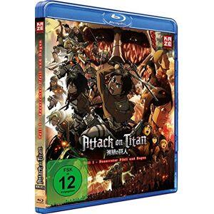 - Attack on Titan - Anime Movie Teil 1: Feuerroter Pfeil und Bogen [Blu-ray] - Preis vom 28.05.2020 05:05:42 h