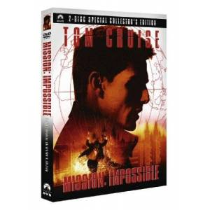 Brian De Palma - Mission: Impossible [Special Collector's Edition] [2 DVDs] - Preis vom 30.09.2020 04:49:21 h