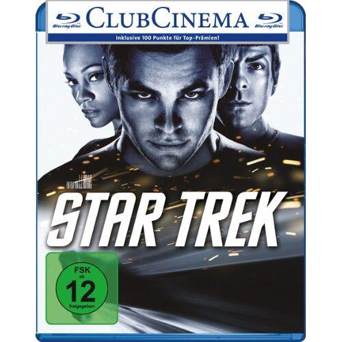 J.J. Abrams - Star Trek [Blu-ray] - Preis vom 22.04.2021 04:50:21 h