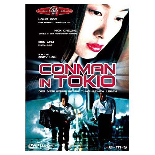 Ching Siu-tung - Conman in Tokio - Preis vom 14.04.2021 04:53:30 h