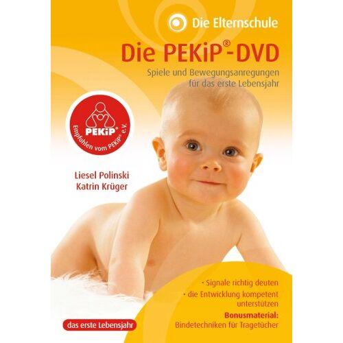 - Die Elternschule - Die PEkiP-DVD - Das erste Lebensjahr - Preis vom 26.01.2021 06:11:22 h