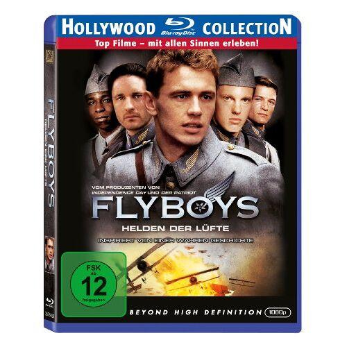 Tony Bill - Flyboys - Helden der Lüfte [Blu-ray] - Preis vom 23.10.2020 04:53:05 h